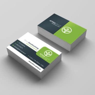 Επαγγελματική κάρτα για ασφάλειες