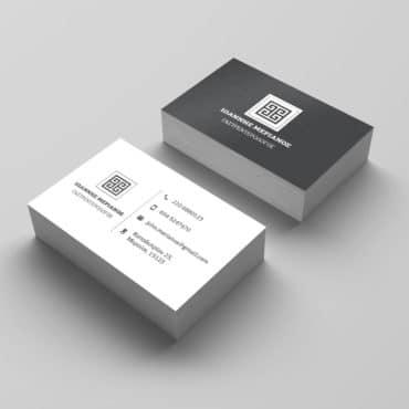 Επαγγελματική κάρτα για Γαστρεντερολόγο