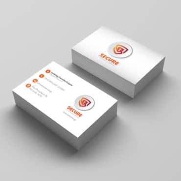 Επαγγελματική κάρτα πωλήσεις συναγερμών