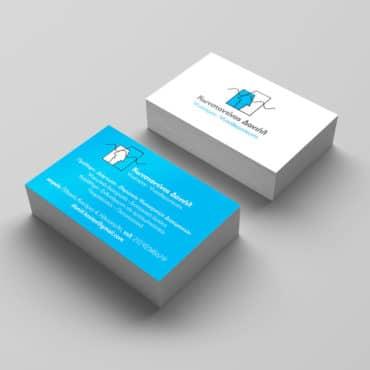 Επαγγελματική κάρτα για Ψυχίατρο