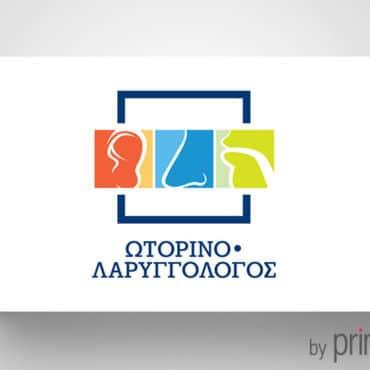 Επαγγελματική κάρτα Ωτορινολαρυγγολόγου