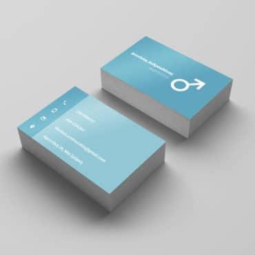 Ιατρική κάρτα Ανδρολόγου