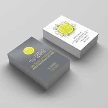 Επαγγελματική κάρτα διαιτολόγου